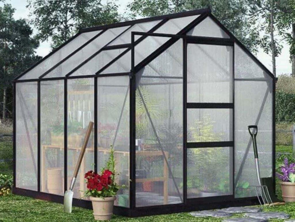 Greenhouse Baja Ringan