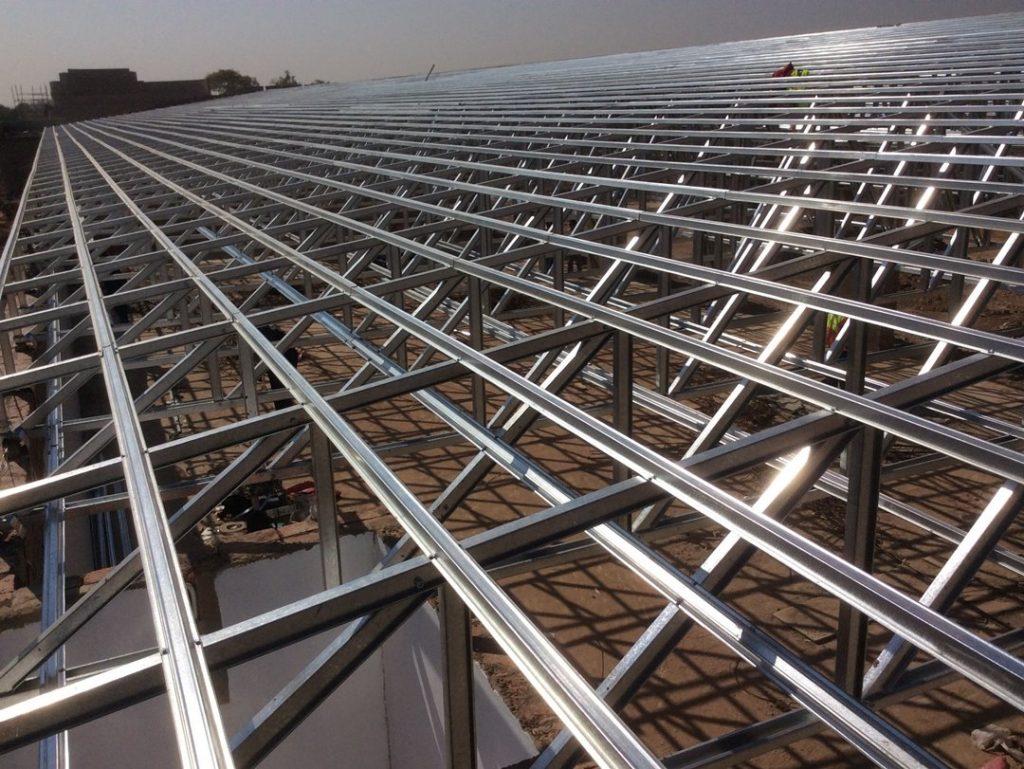 Rangka Atap Genteng Metal